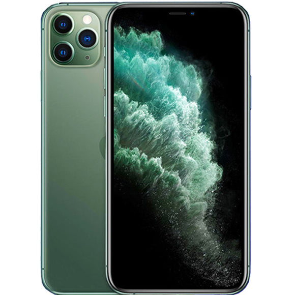 Ex-Display A Grade Apple iPhone 11 Pro Max 256GB - Matte Midnight Green - Unlocked | 6 MONTH WARRANTY