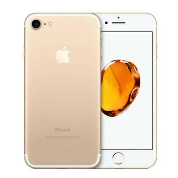 A Grade Apple iPhone 7 128GB - Gold - Unlocked | 3 Month Warranty - PreOwnedPhones