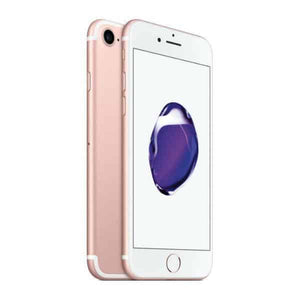 A Grade Apple iPhone 7 128GB - Rose Gold - Unlocked | 3 Month Warranty