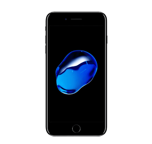 A Grade Apple iPhone 7 Plus 128GB -  Jet Black - Unlocked | 3 Month Warranty - PreOwnedPhones