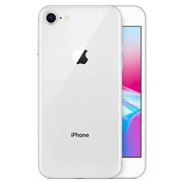 A Grade Apple iPhone 8 256GB - Silver - Unlocked | 3 Month Warranty - PreOwnedPhones