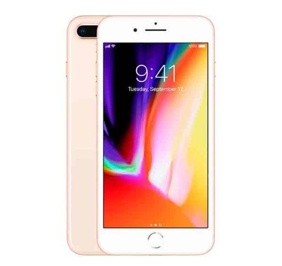 A Grade Apple iPhone 8 Plus 256GB - Gold - Unlocked | 3 Month Warranty - PreOwnedPhones