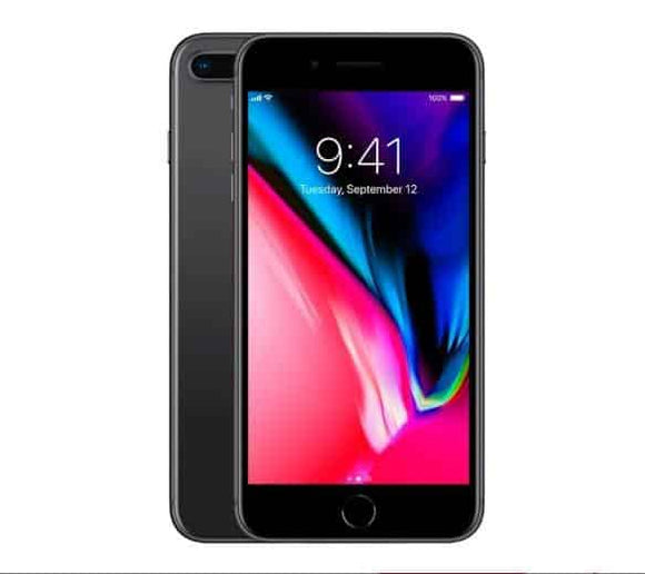 A Grade Apple iPhone 8 Plus 256GB - Space Grey - Unlocked | 3 Month Warranty - PreOwnedPhones