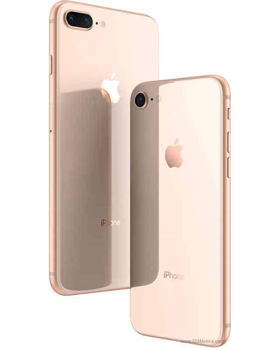 A Grade Apple iPhone 8 Plus 64GB - Gold - Unlocked | 3 Month Warranty - PreOwnedPhones