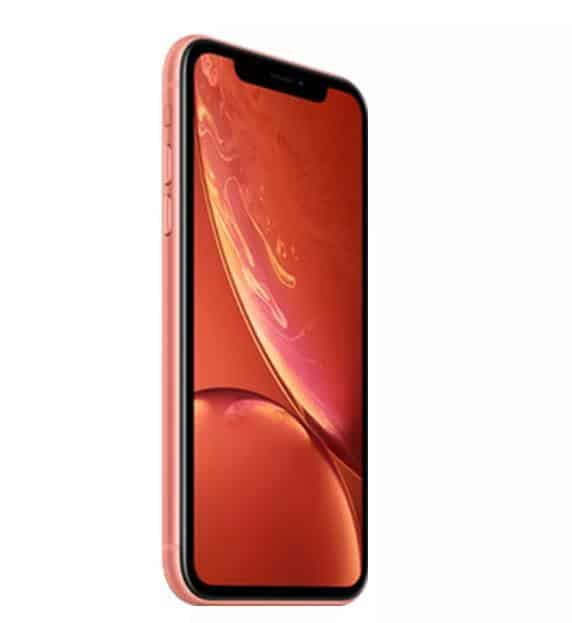 Ex-Display A Grade Apple iPhone XR 64GB - Coral - Unlocked | 3 Month Warranty - PreOwnedPhones