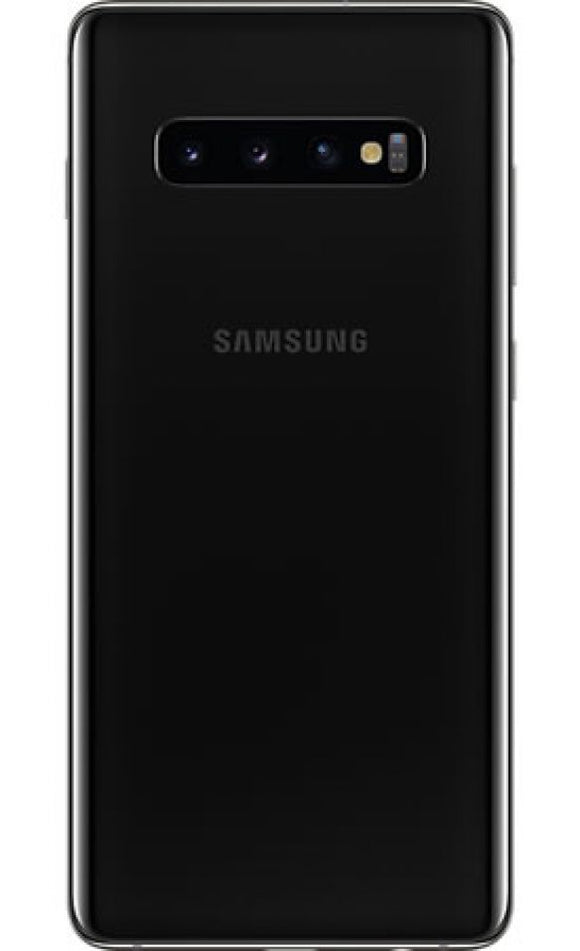 A Grade Samsung Galaxy S10 Plus Dual Sim 128GB - Prism Black - Unlocked | 6 Month Warranty