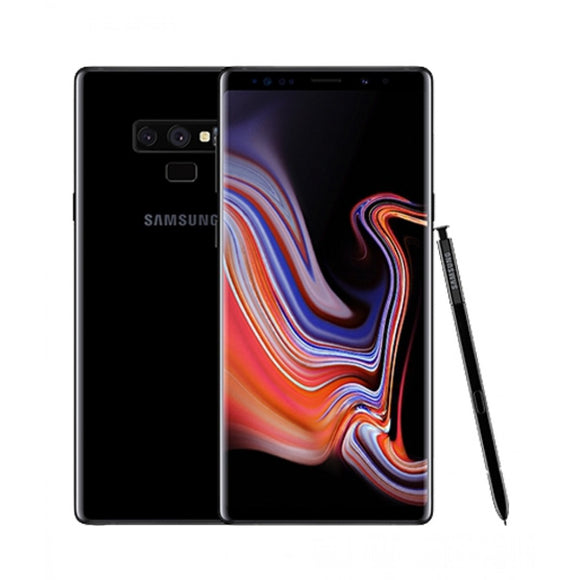 A Grade Samsung Galaxy Note 9 Single Sim 512GB - Midnight Black - Unlocked | 6 Month Warranty