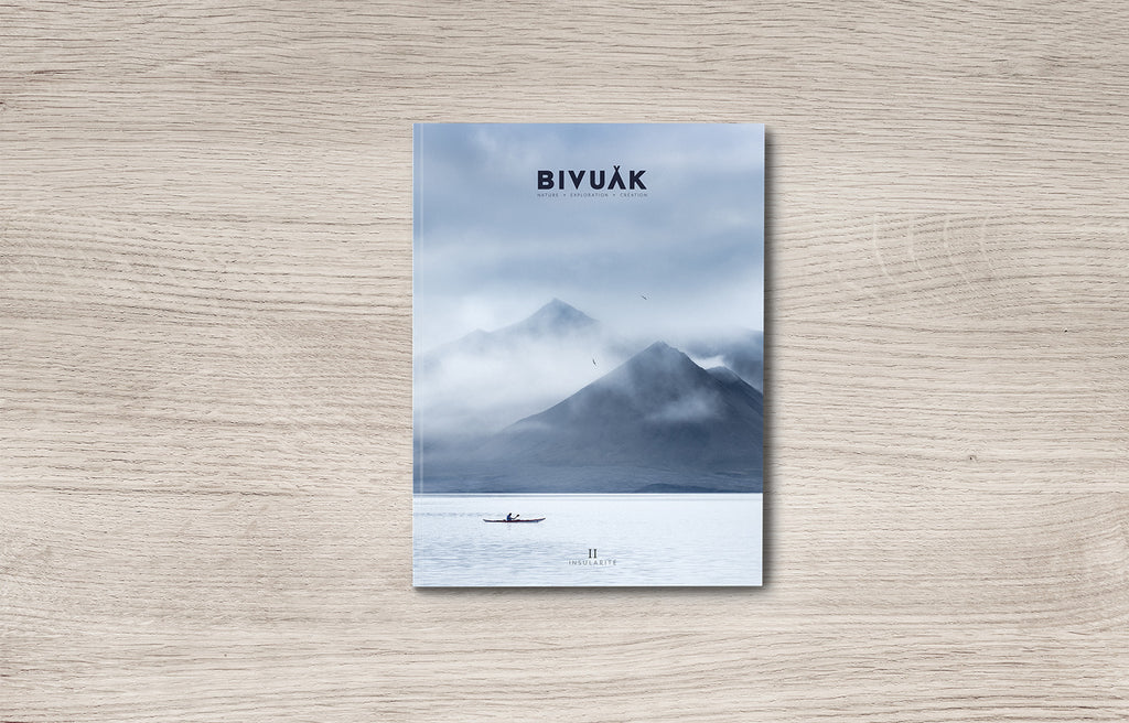 Couverture Bivuak volume 2
