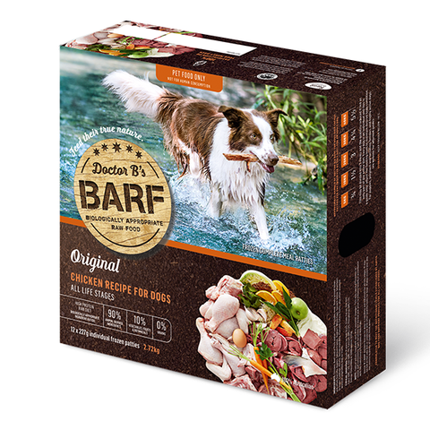 Dr B BARF-Chicken 12 x 227g