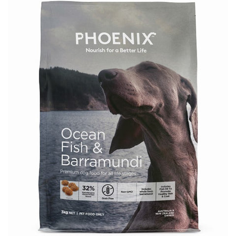 Phoenix Ocean Fish and Barramundi
