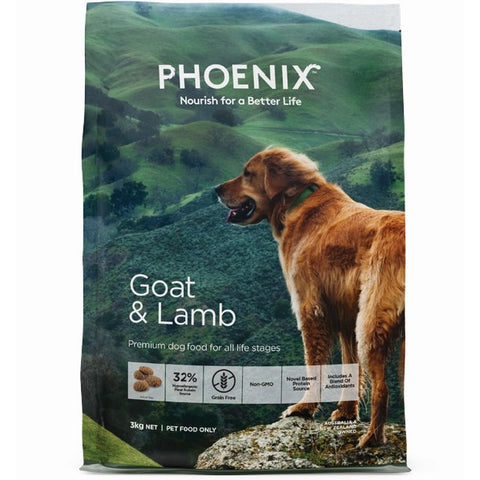 Phoenix Goat and Lamb