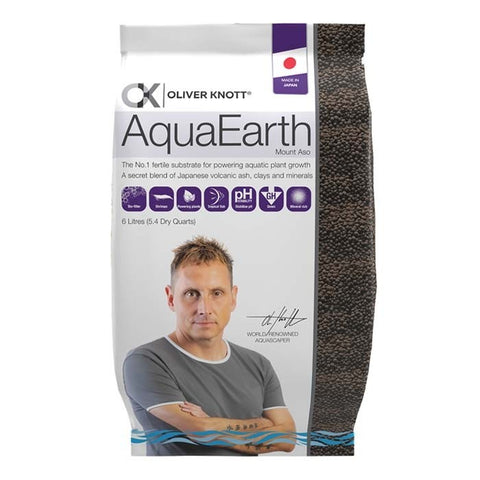 Oliver Knott Mt Aso Aqua Earth 6 Lt