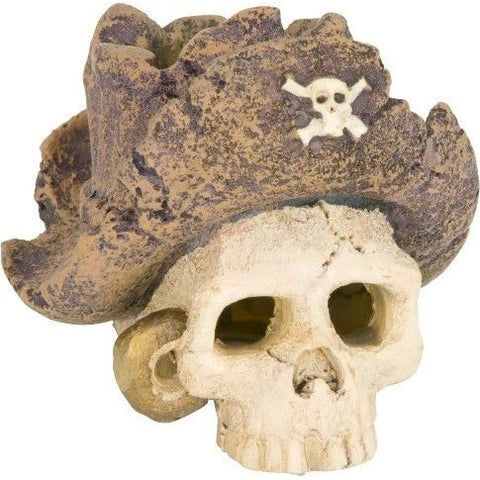Lost City Pirate Skull Ornament 9cm