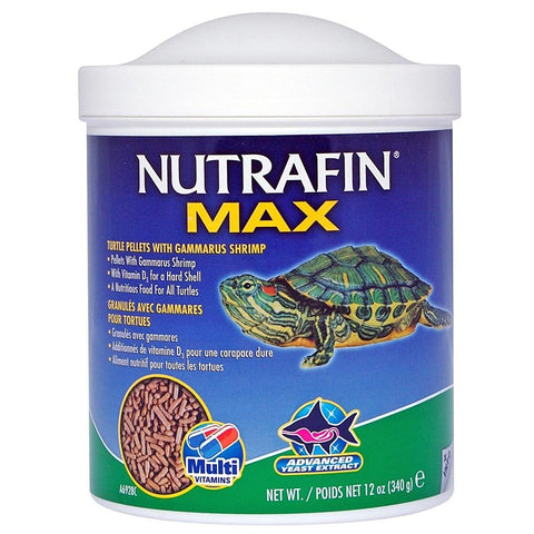 Nutrafin Max Turtle Pellets