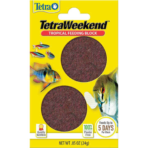 Tetra Weekend Tropical Feeder 5 Days