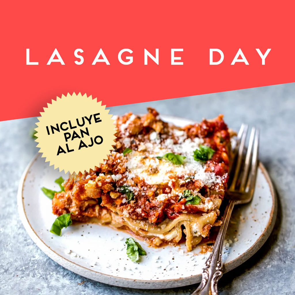 Promo Lasagne Day: 2 Pack - 4 Pack
