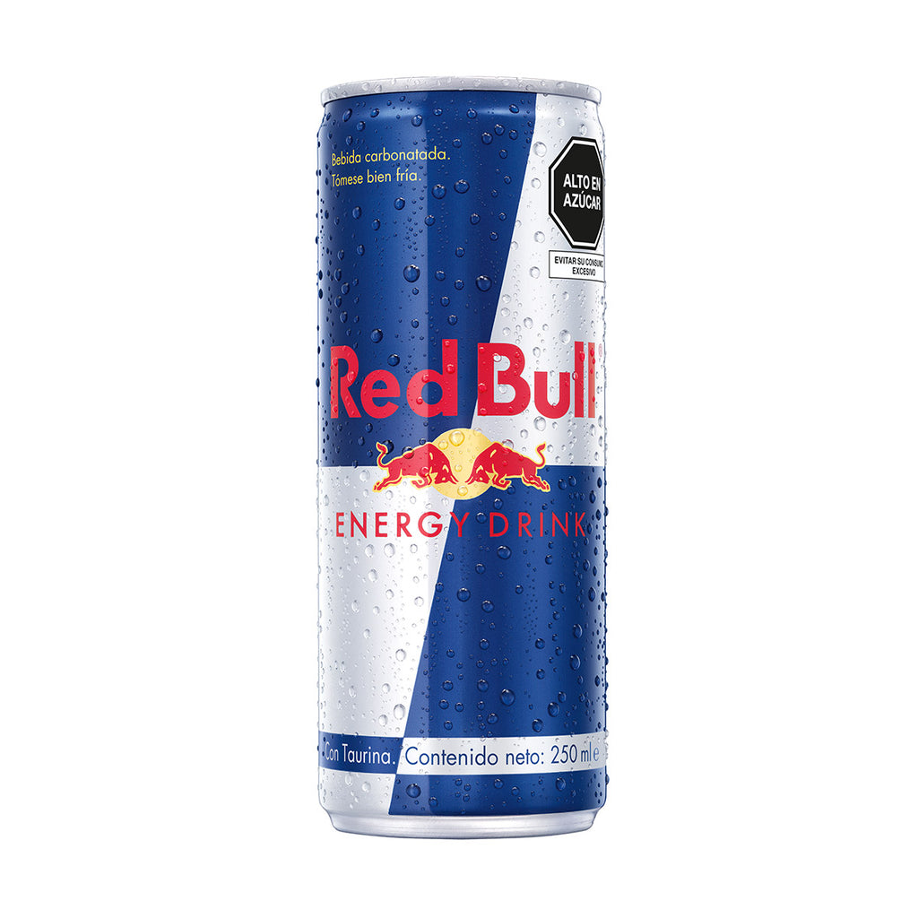 Red Bull Energy Drink - 50% de descuento