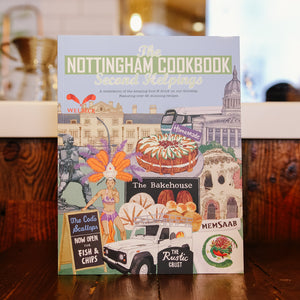 The Nottingham Cookbook Second Helpings