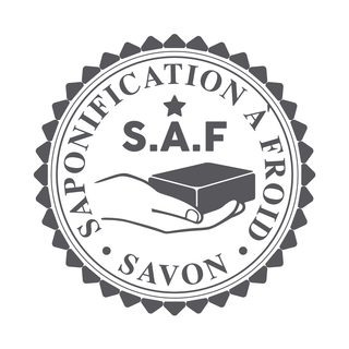 logo certification saf saponifie a froid