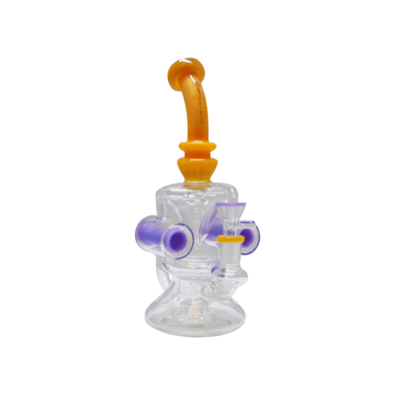 Bong Small Double Top