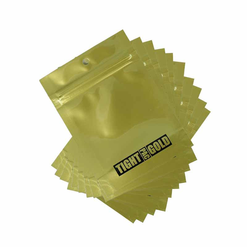 TightPac Gold Ziploc