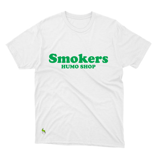 T Shirt Smokers 80s