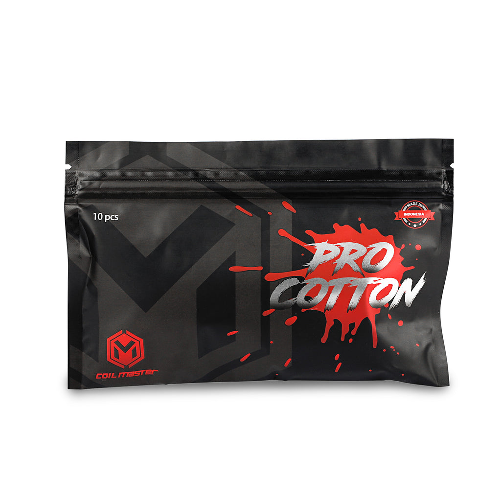 Coil Master Pro Cotton (Made In Indonesia)