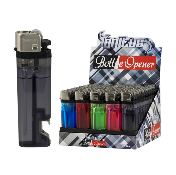 Ignitus Lighter Windproof Classic
