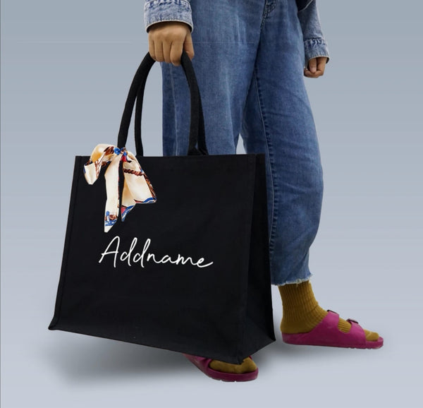 Aleesha Canvas Bag