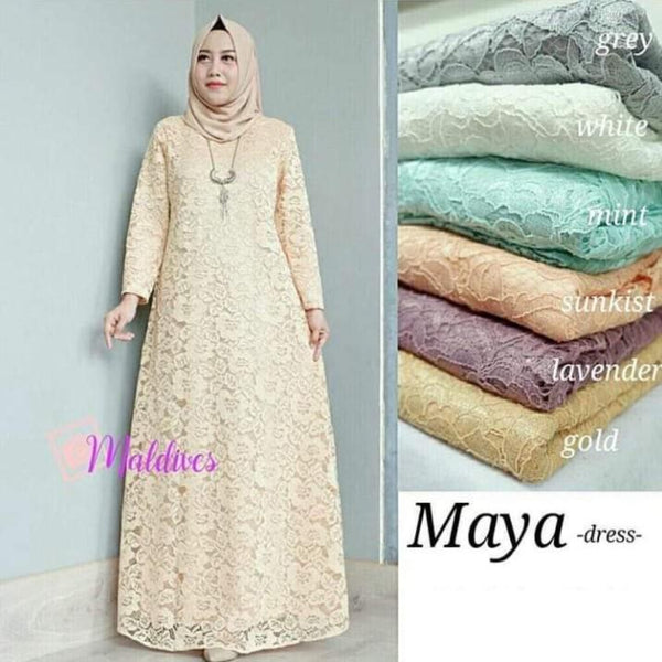 Maya Dress - ShawlbySophia