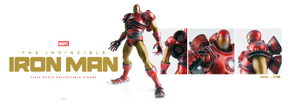 ThreeA Iron Man