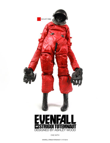 Evenfall Strigoi Totemnaut Security Red ThreeA 1/6 figure