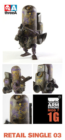 Mod 7 1G Armstrong WWRp ThreeA 3A
