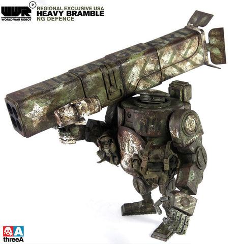 ThreeA WWRp Heavy Bramble National Guard