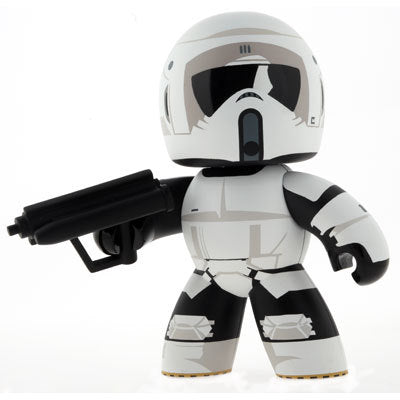 Star Wars Mighty Muggs Biker Scout Trooper