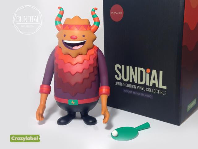 Sundial Produced by Crazylabel