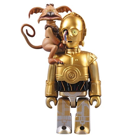 Star Wars DX Series 1 C-3PO Kubrick with Salacious Crumb