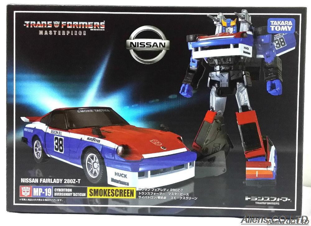 Transformers Masterpiece MP-19 SMOKESCREEN robot