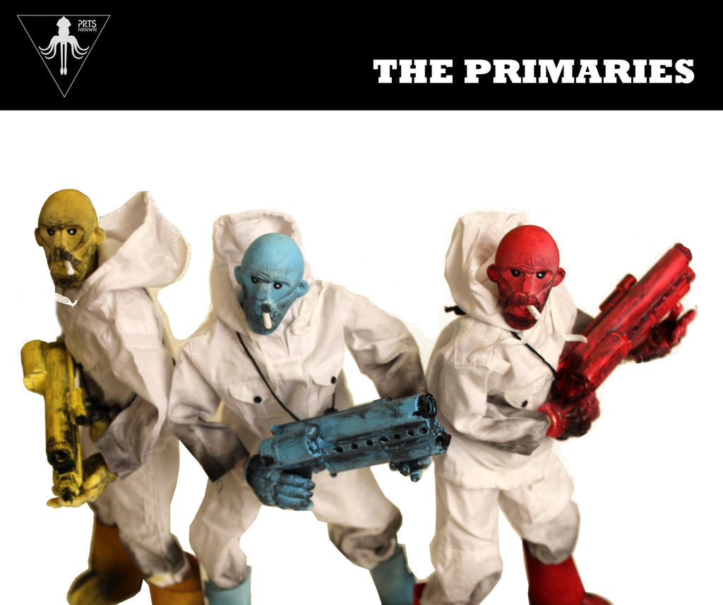 The Primaries 1/6 Scale Set from PRTSNKNWN