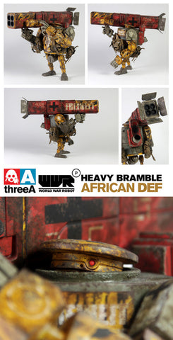 ThreeA WWRp Heavy Bramble African DEF Defense 3A