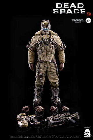 Dead Space Isaac Clarke 1/6 Scale from Threezero