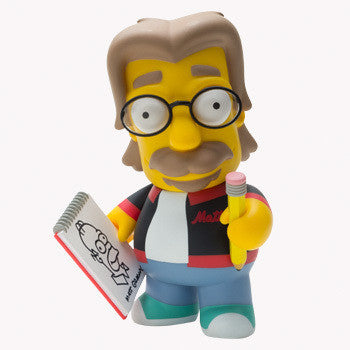 Simpsons Matt Groening 6-Inch Figure