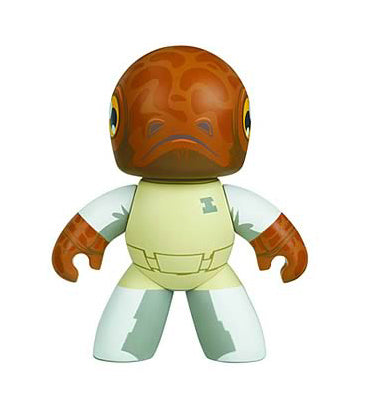 Star Wars Mighty Muggs Admiral Akbar
