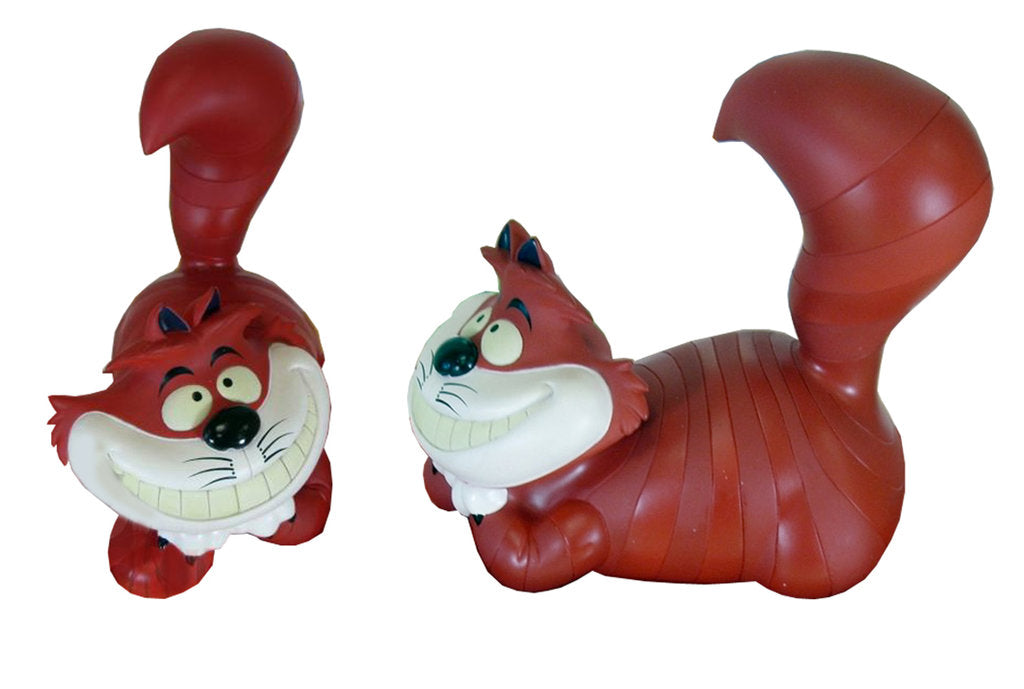 Cheshire Cat Red Halo Limited Edition Span of Sunset x Disney Vinyl Toy