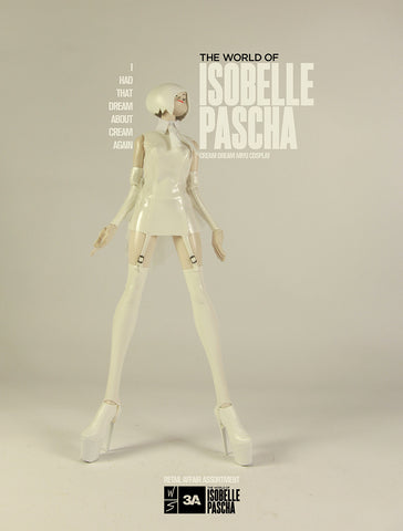 ISOBELLE Cream Dream COSPLAY World of Isobelle Pascha