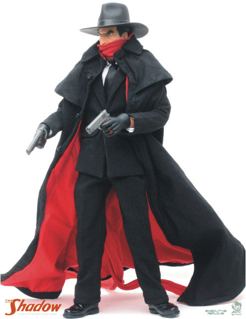 THE SHADOW 1:6 Scale Figure by GO HERO X EXECUTIVE REPLICAS