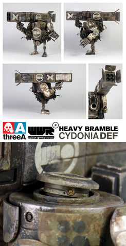 ThreeA WWRp Heavy Bramble Cydonia DEF Defense 3A