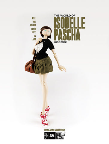 ISOBELLE KUNTSLER COSPLAY World of Isobelle Pascha