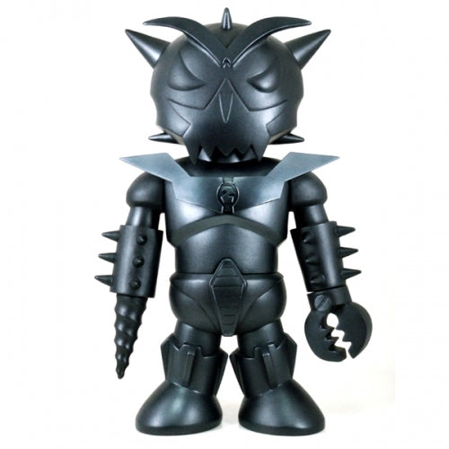 Toyer Enemy 11 inch Metallic Black Limited Edition by Toy2r