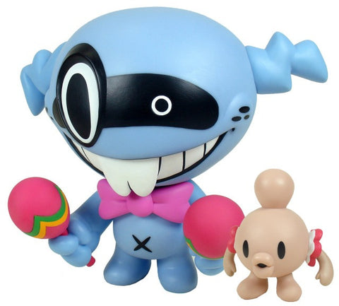 Backy & Bocky from Play Imaginative Vinyl Toy